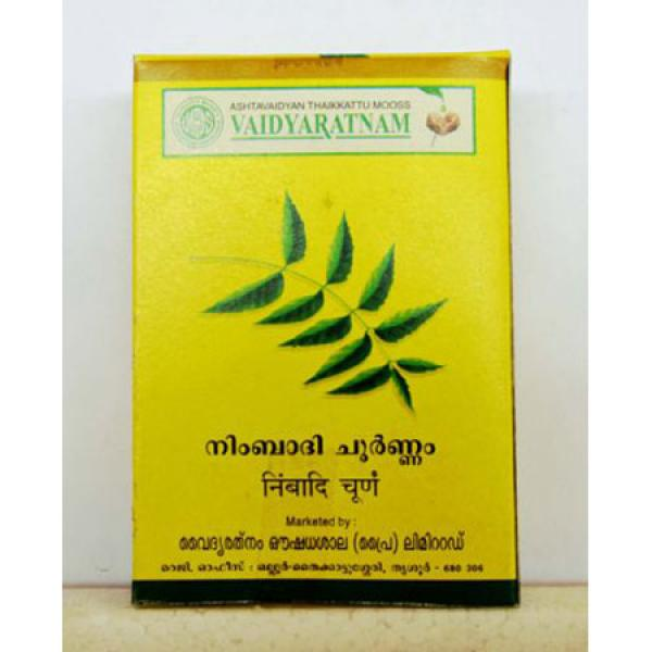 Vaidyaratnam - Nimbadi Choornam