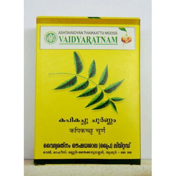 Vaidyaratnam - Kapikachu Choornam