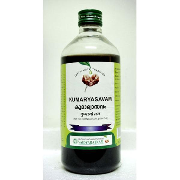 Vaidyaratnam - Kumaryasavam