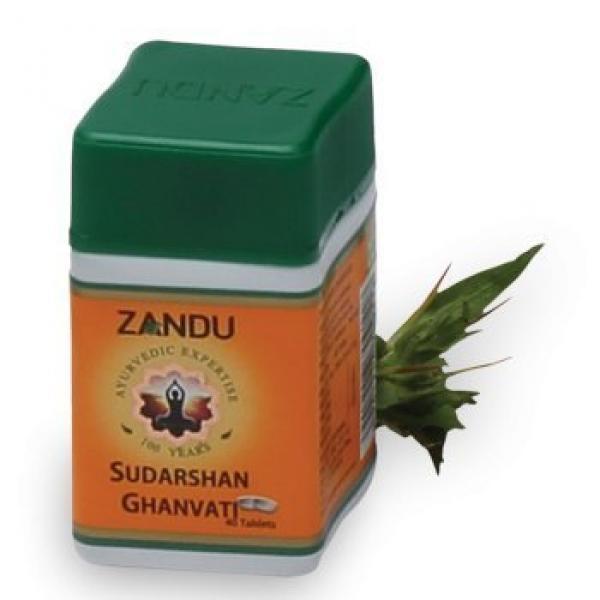 Zandu - Sudarshan Ghan Vati