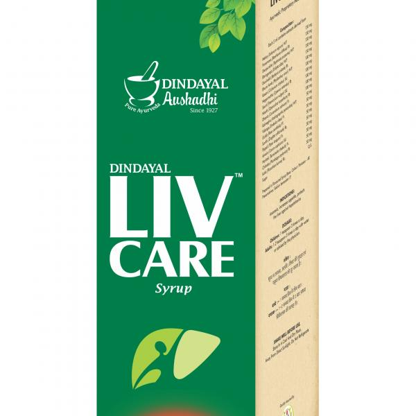 Dindayal - LIV Care Syrup