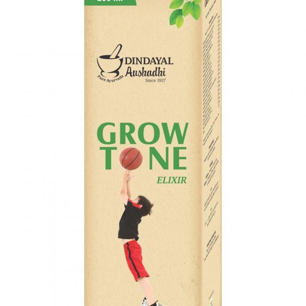 Dindayal - GROW Tone Elixir Syrup