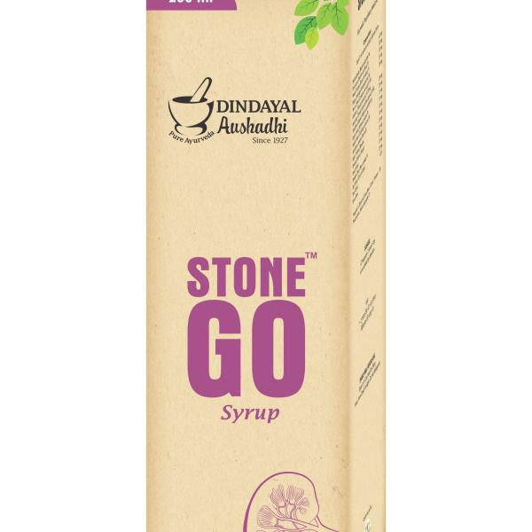 Dindayal - Stone GO Syrup