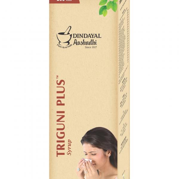 Dindayal - Triguni Plus Syrup