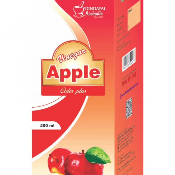 Dindayal - Apple Cider Plus Vinegar