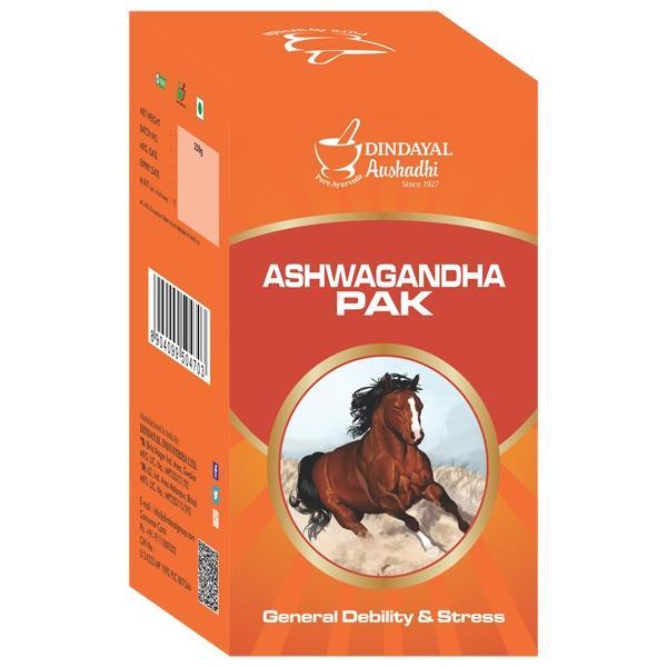Dindayal - Ashwagandha Pak (Granules)