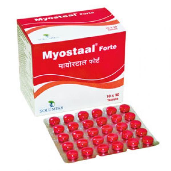 Solumilks - Myostaal Forte Tablets
