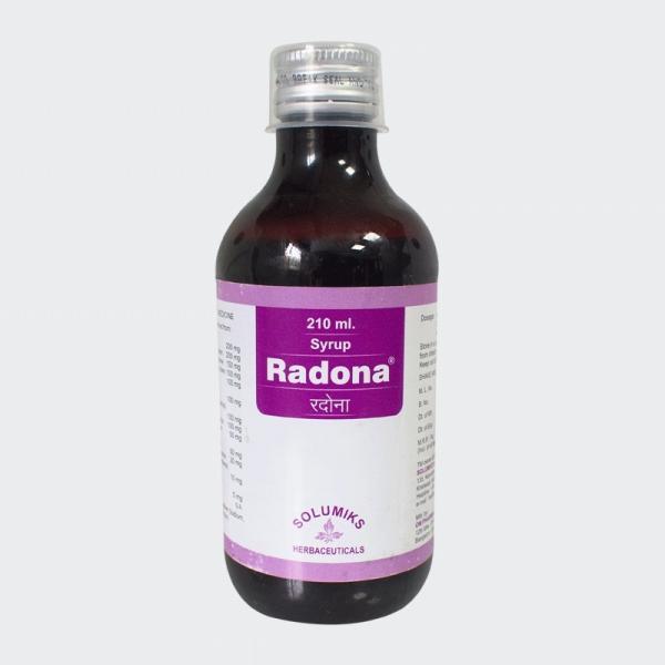Solumilks -  Radona Syrup