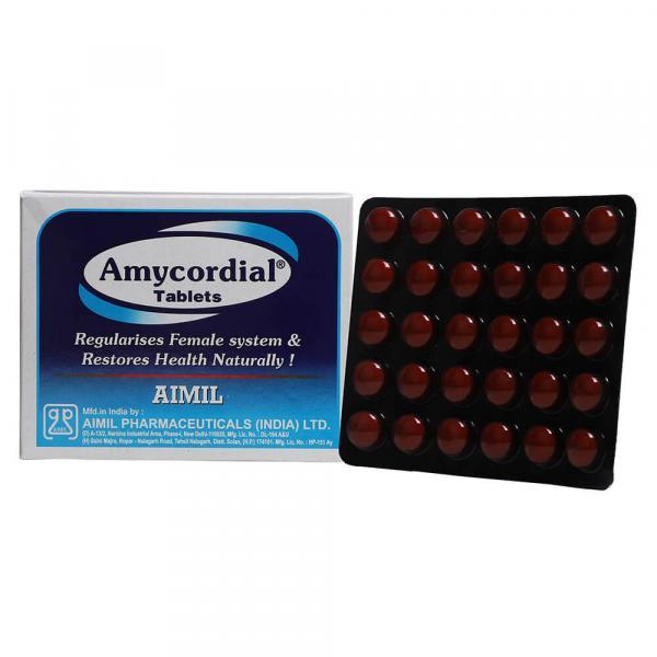 AIMIL - Amycordial Tablet