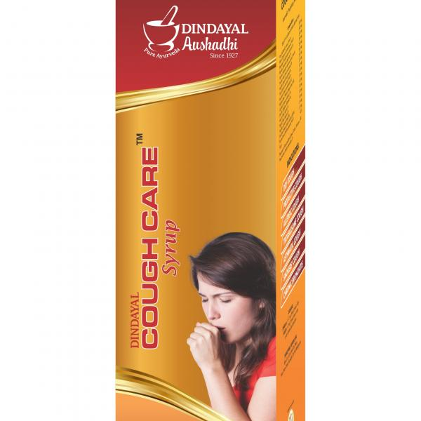 Dindayal - Cold & Cough Care Syrup