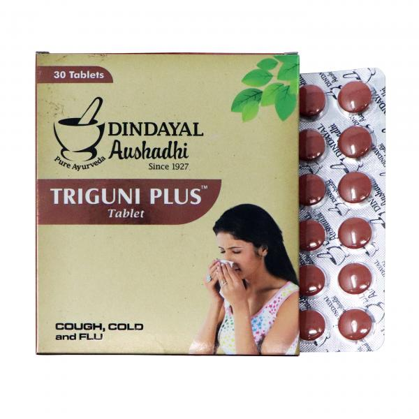 Dindayal - Triguni Plus Tablet