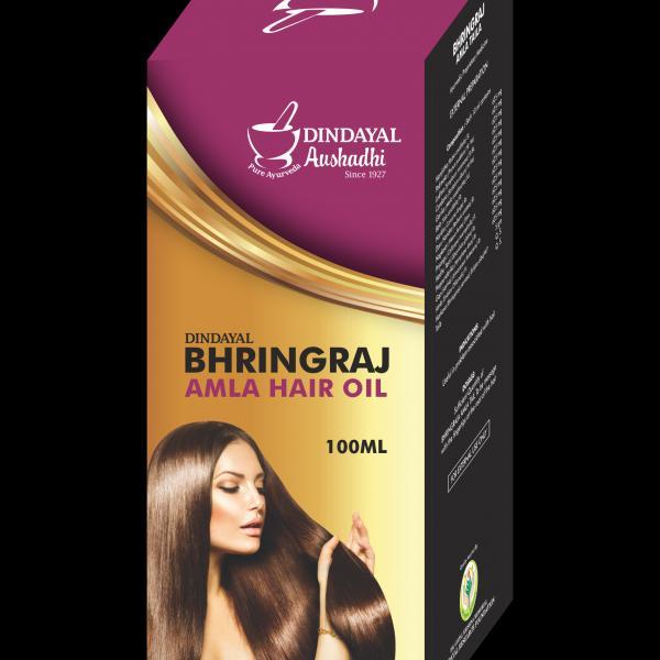 Dindayal - Bhringraj Amla Oil