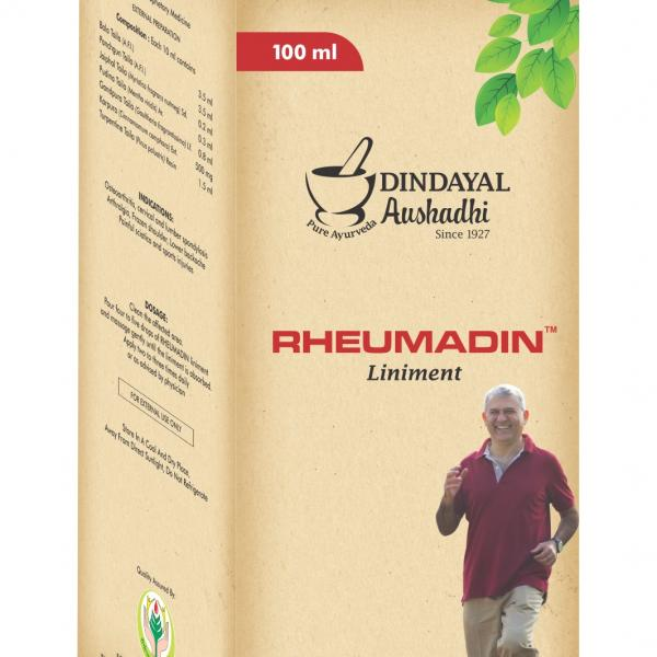 Dindayal - Rheumadin Liniment Oil