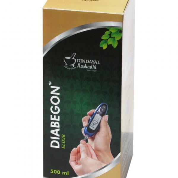 Dindayal - Diabegon Elixir Liquid