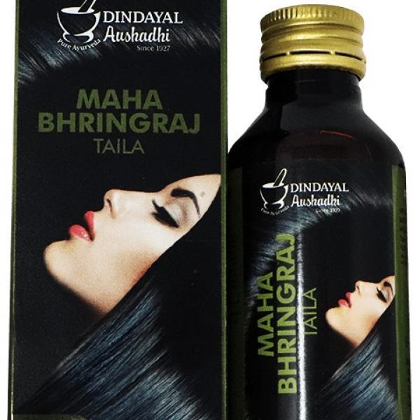 Dindayal - Maha Bhringraj Oil