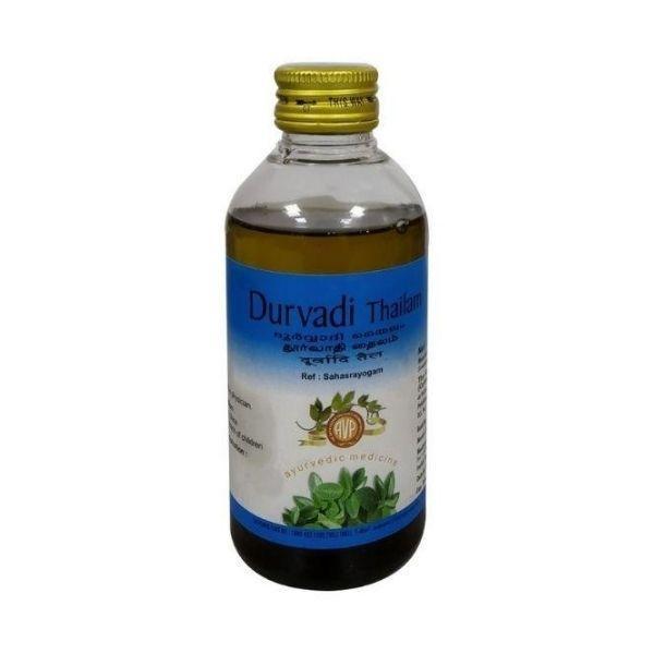 Arya Vaidya Pharmacy - Durvadi Thailam