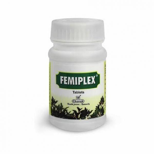 Charak - Femiplex Tablets
