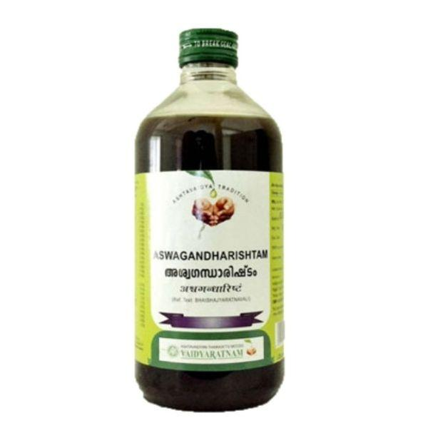 Vaidyaratnam - Aswagandharishtam