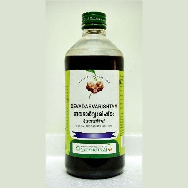 Vaidyaratnam - Devadarvarishtam