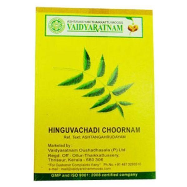 Vaidyaratnam - Hinguvachadi Choornam