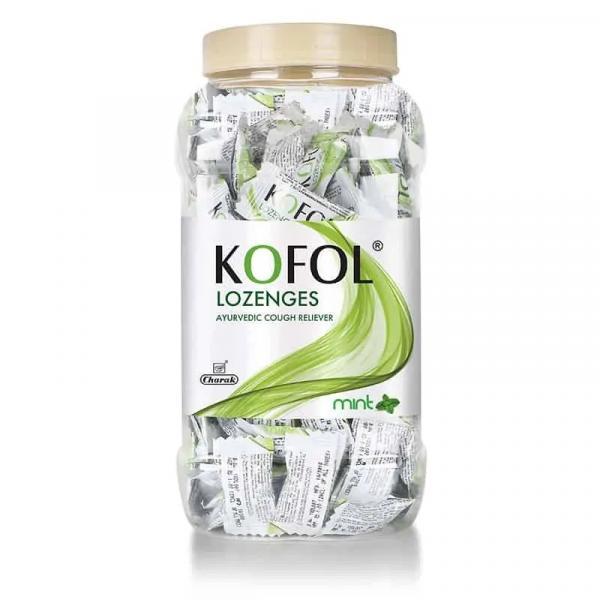 Charak - Kofol Lozenges Jar (Mint)