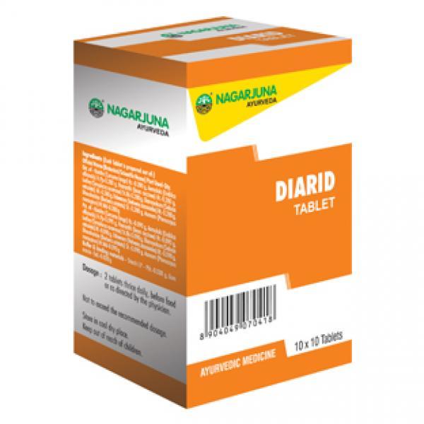 Nagarjuna - Diarid Tablet