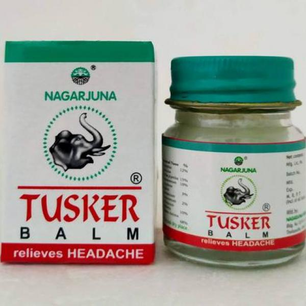Nagarjuna - Tusker Balm
