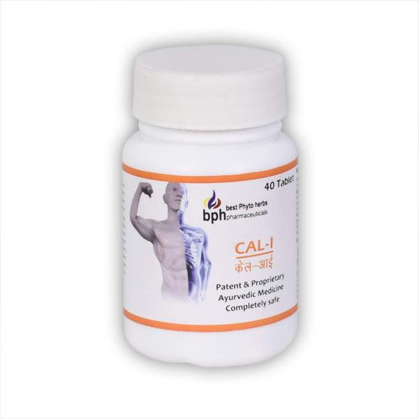 SN Herbals - CAL-I Tablet