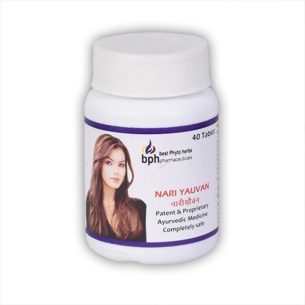 SN Herbals - Nari Yauvan Tablet
