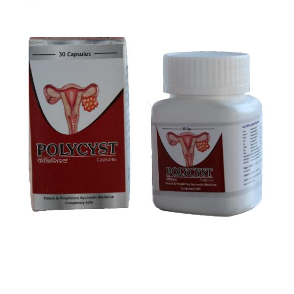 SN Herbals -  Polycyst Capsules