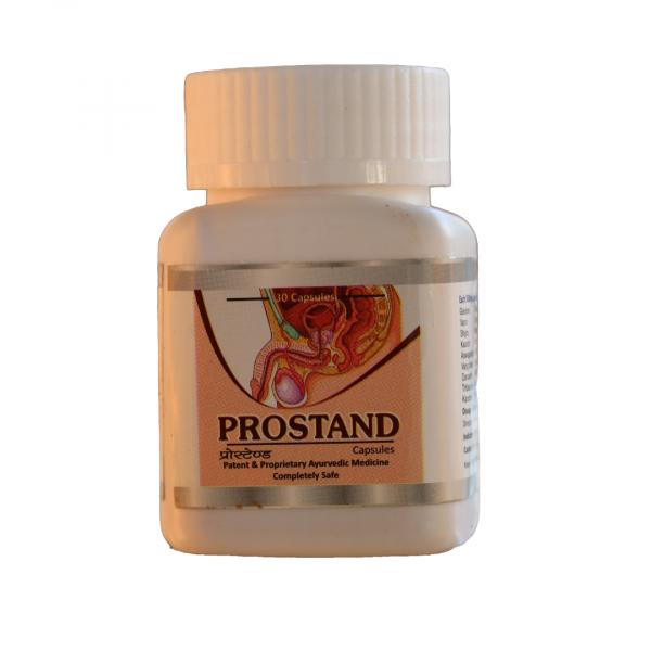 SN Herbals - Prostand Capsules