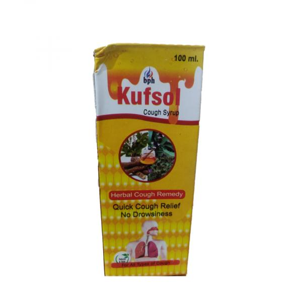 SN Herbals - Kufsol Cough Syrup