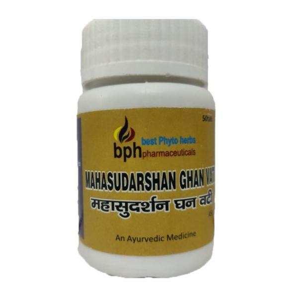 SN Herbals - Mahasudarshan Ghan Vati Tablet