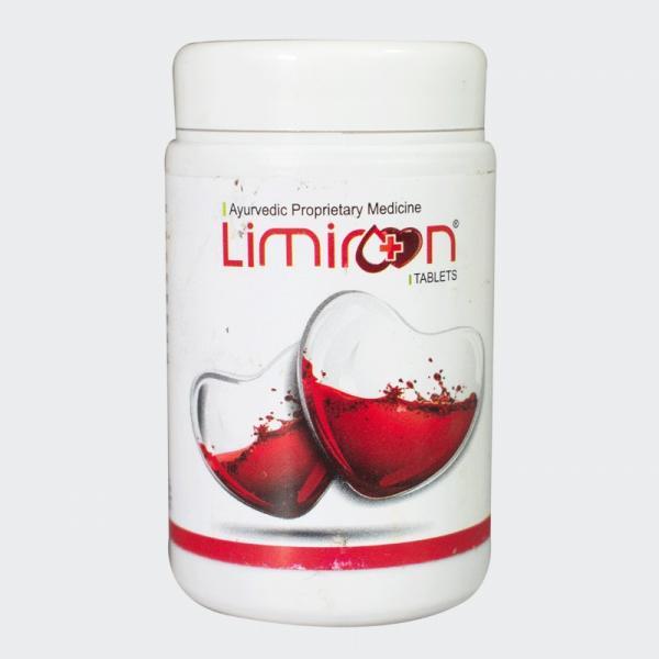 SG Phyto Pharma - Limiron Tablets