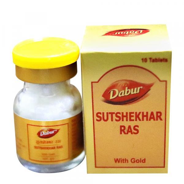 Dabur - Dabur Sutshekhar Ras (With Gold)