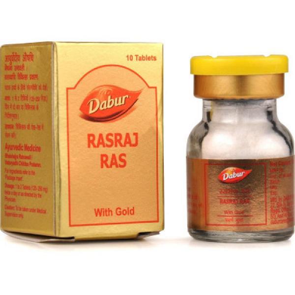 Dabur - Rasraj Ras Tablet