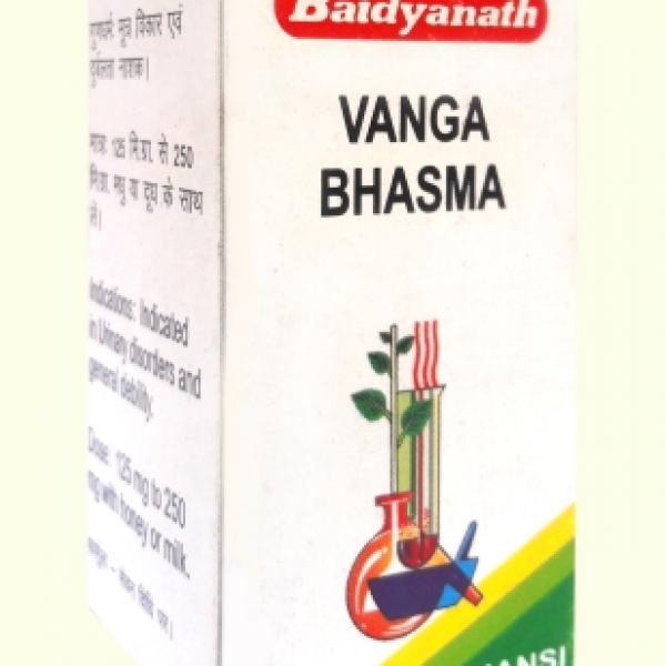 Baidyanath - Vang Bhasma