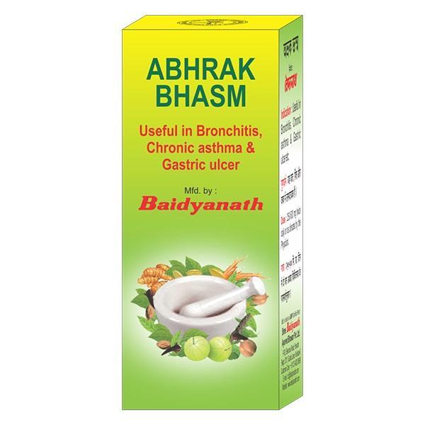 Baidyanath - Abhrak Bhasma