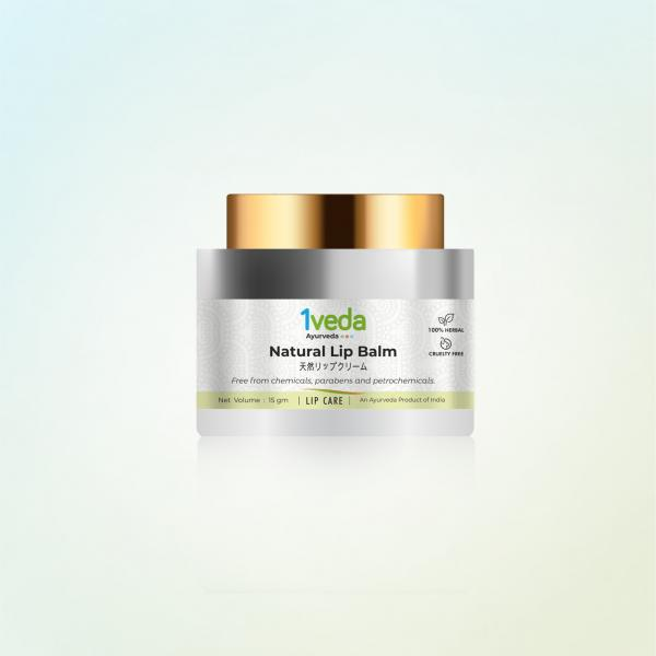 1Veda - Natural Lip Balm