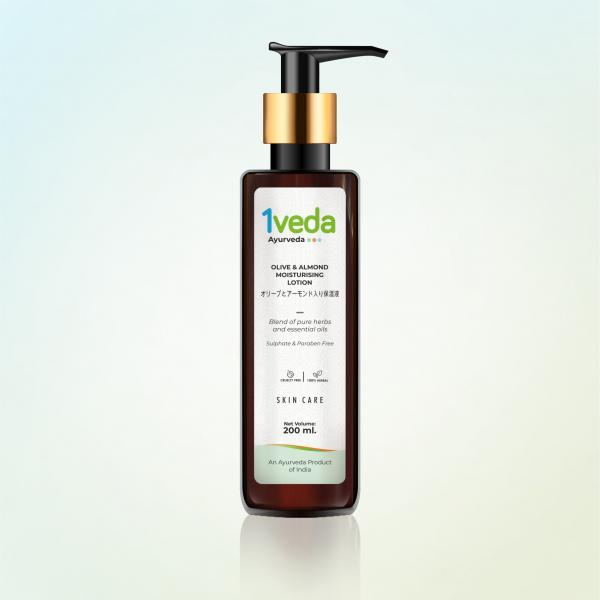 1Veda - Olive and Moisturising Lotion