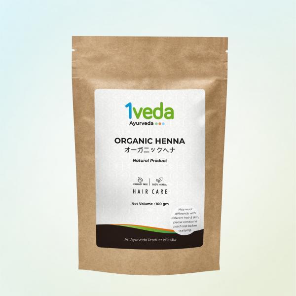 1Veda - Organic Henna