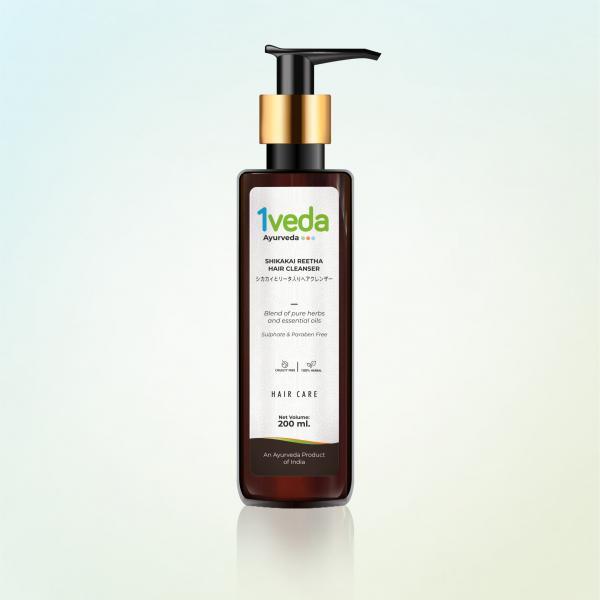 1Veda - Shikakai Reetha Hair Cleanser