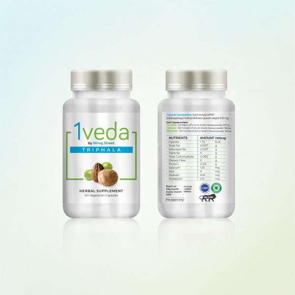 1Veda - Triphala Capsule