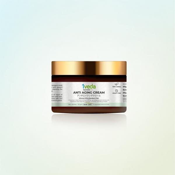 1Veda - Anti Aging Cream