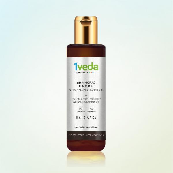 1Veda - Bhringraj Hair Oil