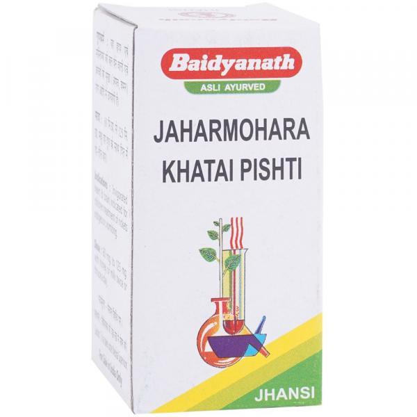 Baidyanath - Jaharmohra Khatai Pishti