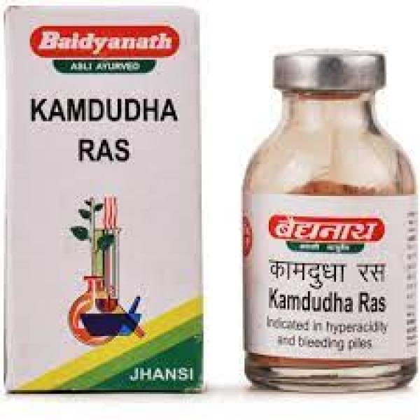 Baidyanath -  (Jhansi) Kamdudha Ras