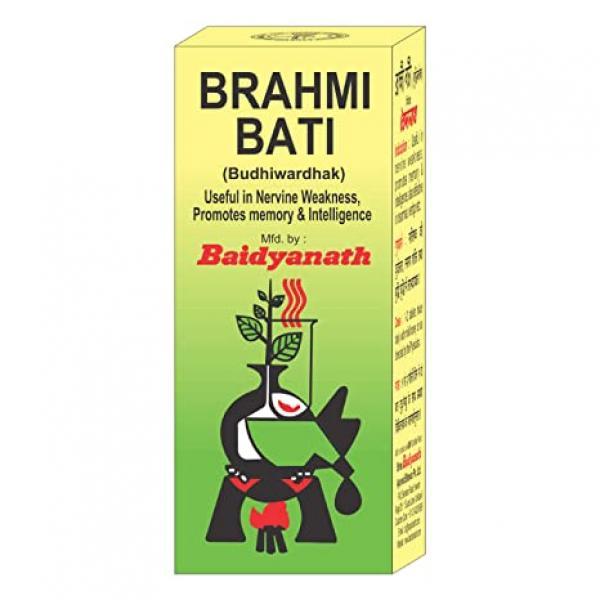 Baidyanath - Brahmi Bati