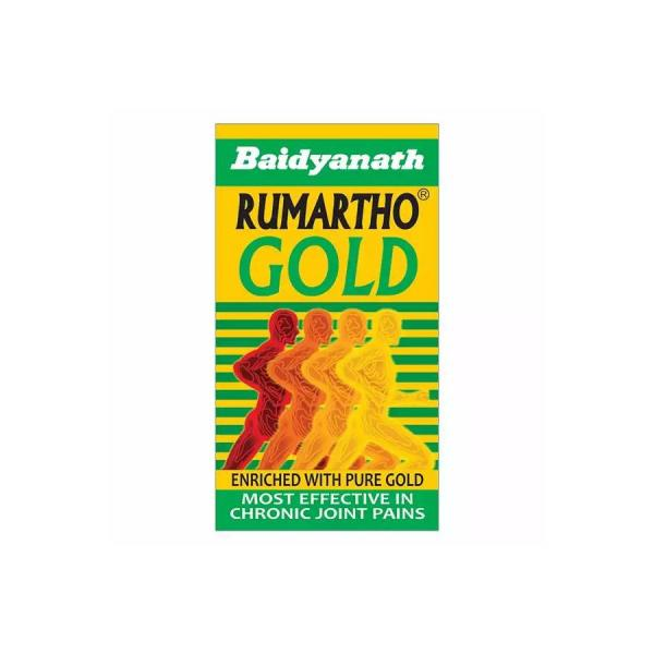 Baidyanath - Rumartho Gold Tablet