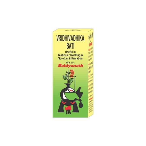 Baidyanath - Vridhivadhika Bati